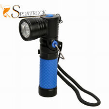 QYD-WK065 LED 3 Mode 125LM Adjustable Angle Flashlight Light Outdoor Airsoft