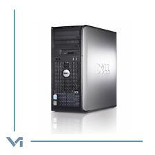 PC Fisso Usato Dell Optiplex 380 Tower - E8400 2GB 160GB DVD/RW Win 7 Pro