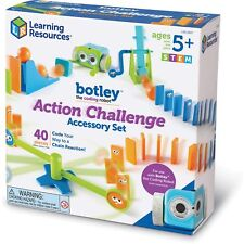"""Learning Resources Accessory Set Action Challenge 9""""Wx9""""Lx4-1/2""""H Multi LER2937"""