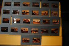 26 diapositive tec sncb sncf train : quevy + aulnoye aout 98