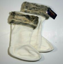 Tweedmill Wellington Boot Inserts Warmers M/L Welly Warm and Cosy British Made