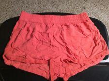 Garage Shorts Size M, Pink