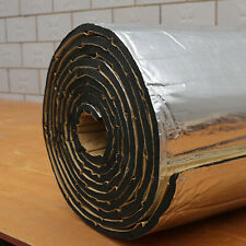 "19.69"" 10mm Firewall Sound Deadener Car Heat Shield Insulation Deadening Mat US"