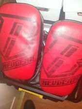Revgear Mma Boxing Muay Thai Pads in good shape make offer option