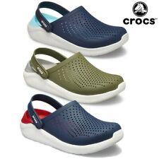 Unisex Crocs Lite Ride Soft Foam Lightweight Casual Adults Unisex Clogs