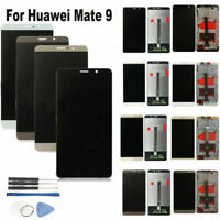 Full Glass LCD Display Touch Digitizer Screen + Tool Assembly for Huawei Mate 9