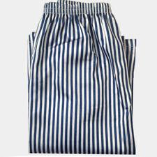 Mens Sleepwear Satin Stripe Underwear Boxer Pyjamas Nightwear Shorts Trousers