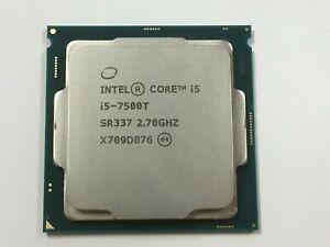 Intel Core i5 - 7500T / SR337  2.7GHz 6MB Quad-Core CPU LGA1151