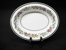 "Spode China Tapestry Oval Serving Bowls # Y8582  9 1/2"" (set of 2)  .."