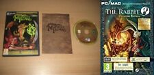 tales of monkey island USED   &   night of the rabbit premium edition new&sealed