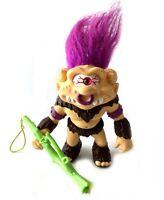 Cyclops Vintage Battle Troll Action Figure w/ Weapon 1992 Hasbro 90s Retro