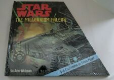 STAR WARS The Millennium Falcon 3D POP UP BOOK Pull Tab ADVENTURE 1st Edition