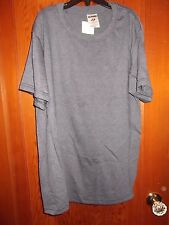 JERZEES - MENS - T-SHIRT - CHARCOAL - SIZE SMALL  (BBLK-21-60)