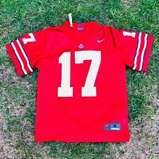 Vintage Nike Ohio State Buckeyes #17 Youth Football Jersey S