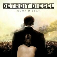 Detroit Diesel-Coup d`etat (UK IMPORT) CD NEW