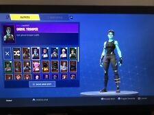 *Rare* Fortnite Account Ghoul Trooper And Black Knight