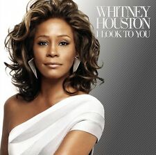 Whitney Houston - I Look to You [New CD] Sony Superstar