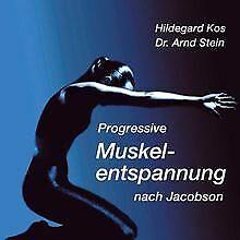 Progressive Muskelentspannung nach Jacobson von Stein,Arnd...   CD   Zustand gut