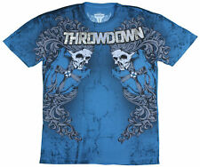Throwdown Valkyrie T-Shirt (Blue) - XL