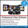 PROFESSIONAL VIDEO EDITING STUDIO 2020 SOFTWARE MOVIE MAKER HD 4K PC SOFTWARE