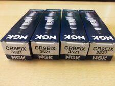 12,23€/Stck 4 NGK CR9EIX Iridium Zündkerzen Kawasaki Ultra LX ab Bj 07
