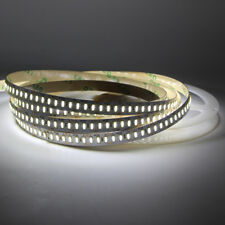 5m waterproof LED Strip Light 4014 3014 SMD 204led/m Ribbon string lights DC 12V