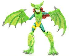 "Marvel X-Men Monster Armor ROGUE 5"" Action Figure ToyBiz 1997"