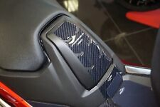 Adesivo in resina 3D protezione sportello serbatoio compatibile Honda Forza 750