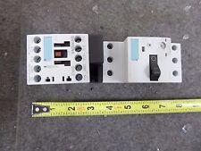 Siemens Combination Starter 3RA1110-1BA15-1BB4 New