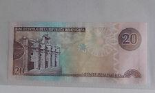 Billet Veinte Pesos Oro - République Dominicaine