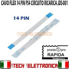 CAVO FLEX 14 PIN FLAT MODULO RICARICA JOYPAD PLAYSTATION 4 PS4
