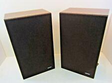 Vintage Pioneer Centrex CL-35 Cabinet Speakers Original Box Tested