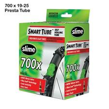 Slime Self Sealing Road Bike Inner Tube 700c x 19-25 Presta