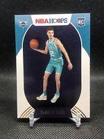 Lamello Ball 2020-21 NBA Hoops Rookie Card #223 Charlotte Hornets