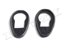 Ford Door Lock Pads, Fits:1949-1951 Custom 500, Deluxe, Country Sedan and more