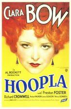Hoop-La - 1933 - Clara Bow Frank Lloyd - Vintage b/w Pre Code Drama Film DVD