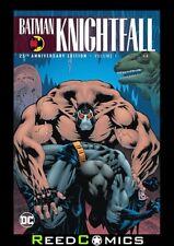 BATMAN KNIGHTFALL VOLUME 1 25TH ANNIVERSARY EDITION GRAPHIC NOVEL (280 Pages)