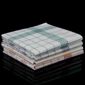 Geschirrtuch Halbleinen Küchentuch Küchenhandtuch Geschirrhandtücher Handtuch