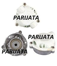 PARIJATA Pump Head (white) for RO Water Purifier Pumps with 2 Elbow Connectors
