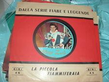 """IL MAGO ZURLI' """" LA PICCOLA FIAMMIFERAIA """" FLEXY   PUBBLICITA' ELAH  ITALY'6?"""