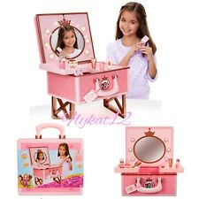 Disney Princess Style Collection Travel Light-Up Vanity Beauty Set