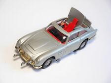 James Bond 007 Aston Martin DB5 DB 5 silber silver, Corgi Toys 271 1984 ca. 1:36