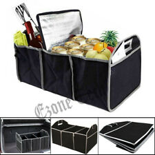 Trunk Organizer Collapsible Folding Storage Bin Bag for Caddy Car Truck Auto US