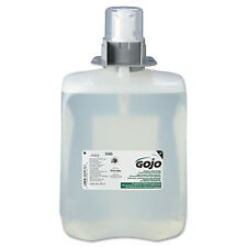 GOJO Green Certified Foam Hand Cleaner 2000mL Refill Unscented, 2/Carton