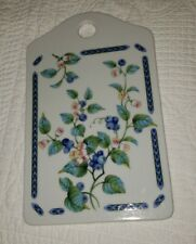 Vintage ~ Ceramic Cutting Board, Made In Japan