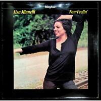 Liza Minnelli - New Feelin' - A&M Records - AMLB 51033 - Vinile V046103