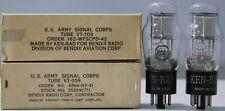 1MP 2051 / VT-109 NOS Ken-Rad U.S.A  FOR BENDIX  WW2 Vacuum Tube