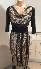 Stylish Dress By David & Jessie Size 12
