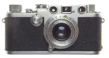 Leica IIIF CROMATO 3F 35mm M39 vite Monte Telemetro F = 3.5cm Summaron 3.5/35mm