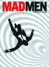 Mad Men: Season 4 DVD NEW SEALED